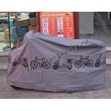 Велосипедный чехол от дождя