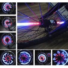 Светодиодный  дисплей-подсветка на колесо 32 светодиода