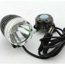 Велосипедная фара CREE XM-L Т6 LED 1800 Lm
