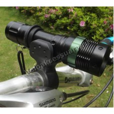 Велосипедная фара UltraFire на CREE Q5  500 Lumens