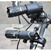 Велосипедная фара CREE Q5 500 Lumens 2
