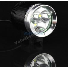 Велосипедная фара CREE XM-L T6 LED 3800 Lm  4 режима