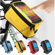 """Велосипедная сумка ROSWHEEL NEW под телефон 4.2"""", 4.8"""", 5.5"""""""