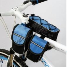 Велосипедная сумка на раму