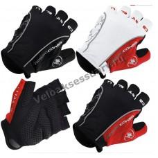 Перчатки велосипедные Castelli Rosso Corsa